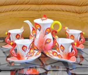 凤求凰咖啡杯五件套 ...