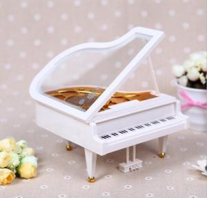 跳舞女孩钢琴音乐盒 ...