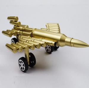 14.5飞机弹壳模型...