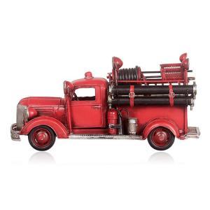 复古老式工程车模型 ...