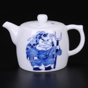 水浒茶壶 茶具艺术汇