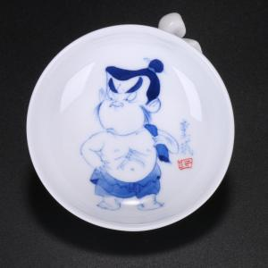 水浒人物普洱杯 茶具...