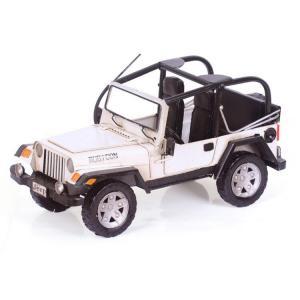 复古牧马人吉普车模型...