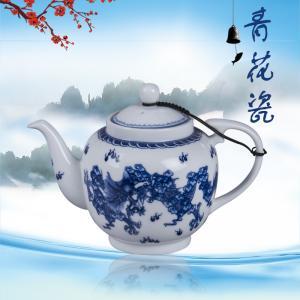 龙盘茶具  茶具艺术...